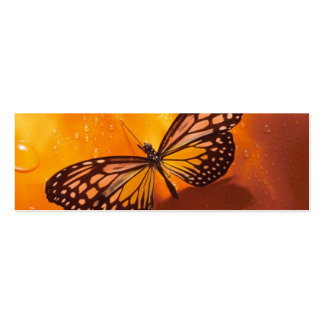 Butterfly Bookmark Business Card