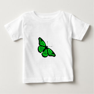 BUTTERFLY BRIGHT GREEN 45 ~ BABY T-Shirt