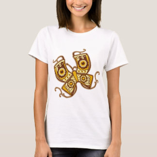 Butterfly Brown T-Shirt