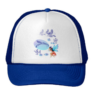 Butterfly Bubbles Hat