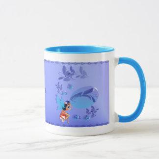 Butterfly Bubbles Mug