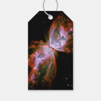 Butterfly  Bug Nebula Hubble Space NASA Astronomy Pack Of Gift Tags