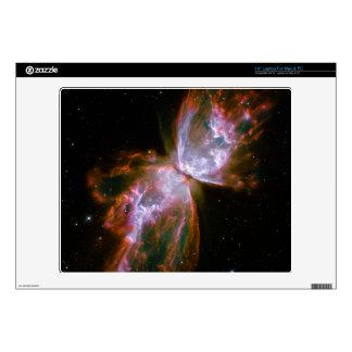 Butterfly  Bug Nebula Hubble Space Laptop Skin