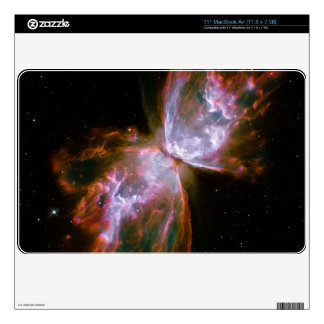Butterfly  Bug Nebula Hubble Space Decal For The MacBook