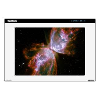 "Butterfly  Bug Nebula Hubble Space 13"" Laptop Decal"