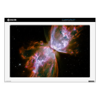 Butterfly  Bug Nebula Hubble Space Laptop Decals