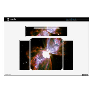 Butterfly  Bug Nebula Hubble Space Decals For The Mac Mini