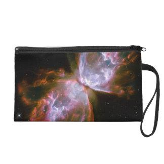 Butterfly / Bug Nebula (Hubble Telescope) Wristlet Purse