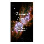 Butterfly / Bug Nebula (Hubble Telescope) Business Cards