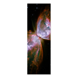 Butterfly / Bug Nebula (Hubble Telescope) Business Card Templates