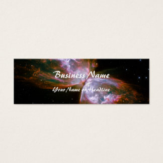 Butterfly / Bug Nebula (Hubble Telescope) Mini Business Card