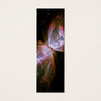 Butterfly / Bug Nebula (Hubble Telescope) Mini Business Card