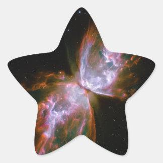 Butterfly / Bug Nebula (Hubble Telescope) Star Sticker