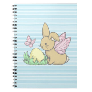 Butterfly Bunny and the Easter Egg Notebook