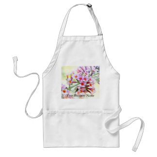Butterfly Bush - Delicate and Dreamy Apron