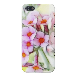 Butterfly Bush - Delicate and Dreamy iPhone 5 Cover