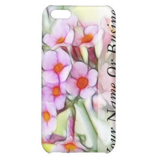 Butterfly Bush - Delicate and Dreamy Cover For iPhone 5C