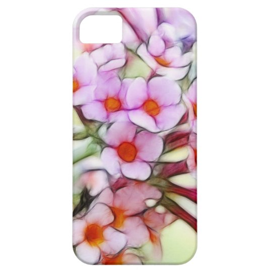 Butterfly Bush - Delicate and Dreamy iPhone SE/5/5s Case