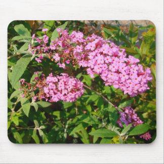 Butterfly Bush Mousepad