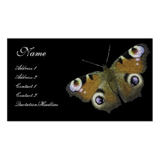 butterfly... Double-Sided standard business cards (Pack of 100)