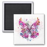 Butterfly ~ Butterflies Customize Template Fridge Magnets