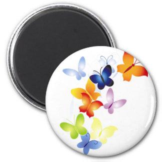 Butterfly Butterflies Magnet