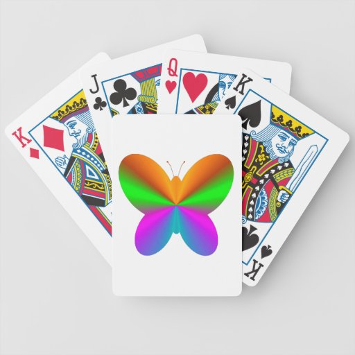 Butterfly - Butterfly (01) Deck Of Cards