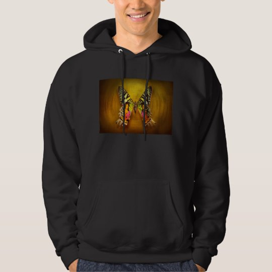 Butterfly - Butterfly of happiness Hoodie