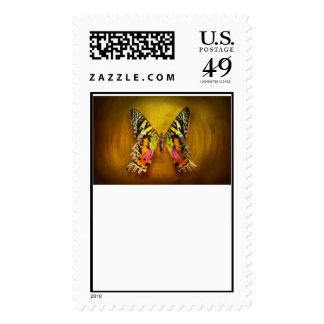 Butterfly - Butterfly of happiness Postage