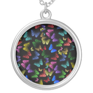 Butterfly Butterfly.. Silver Plated Necklace