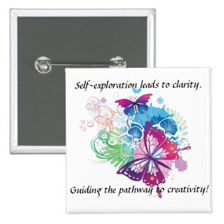 Butterfly Button. Inspiration be with you.