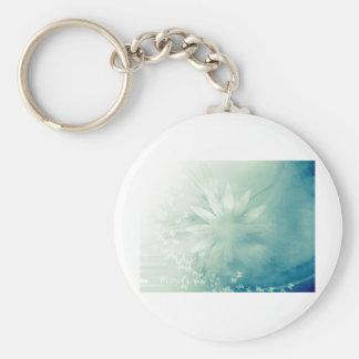 Butterfly_by_Solsolisdeus Basic Round Button Keychain