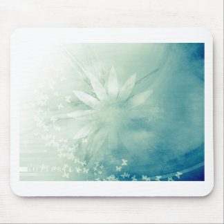 Butterfly_by_Solsolisdeus Mouse Mats