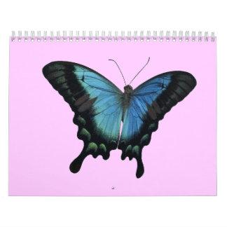 butterfly cal calendar
