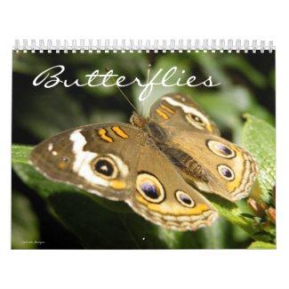 Butterfly Calendar calendar