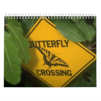 Butterfly Calendar