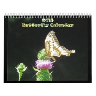 Butterfly Calendar 2