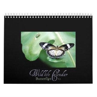 Butterfly Calendar v.1