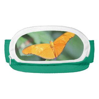 "Butterfly Cap-Sac ""Fanny Pack"" Head Visor Hat"