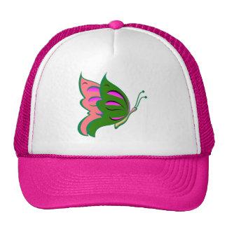 Butterfly  Cap Trucker Hat