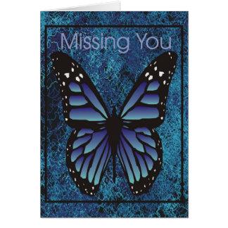 butterfly  card #1