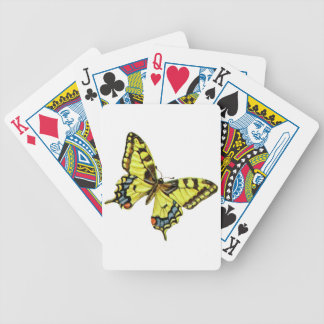 Butterfly Cards Bicycle Playing Cards