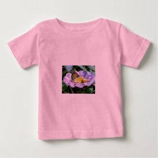 Butterfly Cartoon Baby T-Shirt