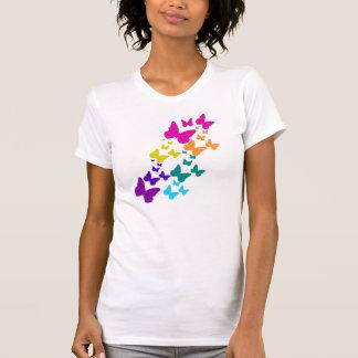Butterfly Cascade T Shirt