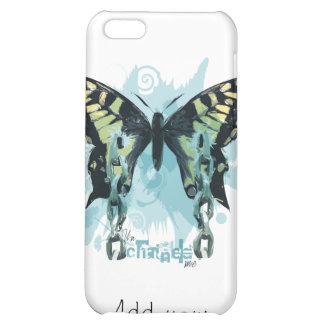 Butterfly case iPhone 5C cover