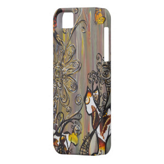 Butterfly  Cats Case-Mate ID iPhone 5 Case