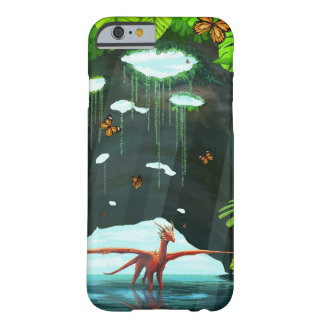butterfly cave barely there iPhone 6 case