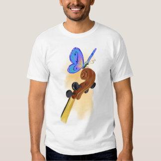 Butterfly Cello T-shirt