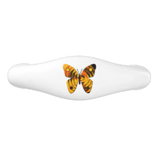 Butterfly Ceramic Drawer Pull