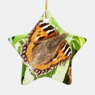 Butterfly Ceramic Ornament